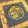 2011/10/20 12:58 神奈川県藤沢市湘南台 県水道、消火栓