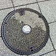 2012/05/01 神奈川県横浜市港北区 新横浜駅前 カバの絵柄